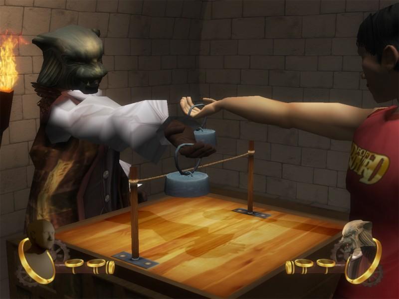 Fort Boyard en jeu vidéo sur Wii